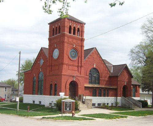 First Congregational Church, Ashland, Nebraska