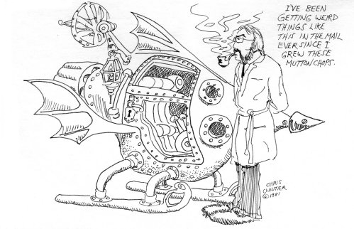 CloutierTimemachineCaricature1981-500Wide.png