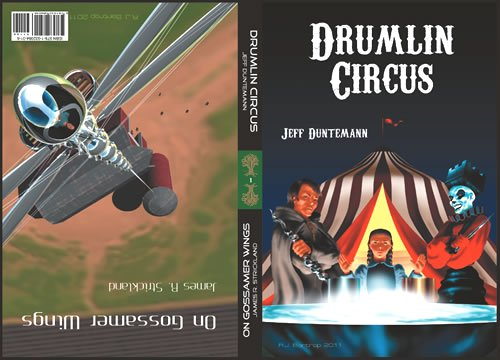 Copperwood Double #1: Drumlin Circus and On Gossamer Wings