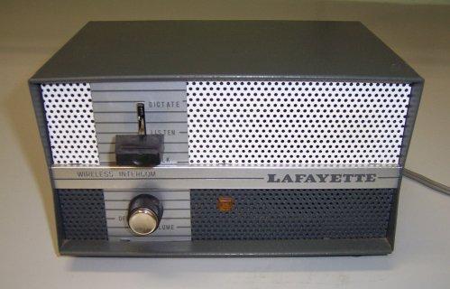 Lafayette PA405 Intercom.jpg