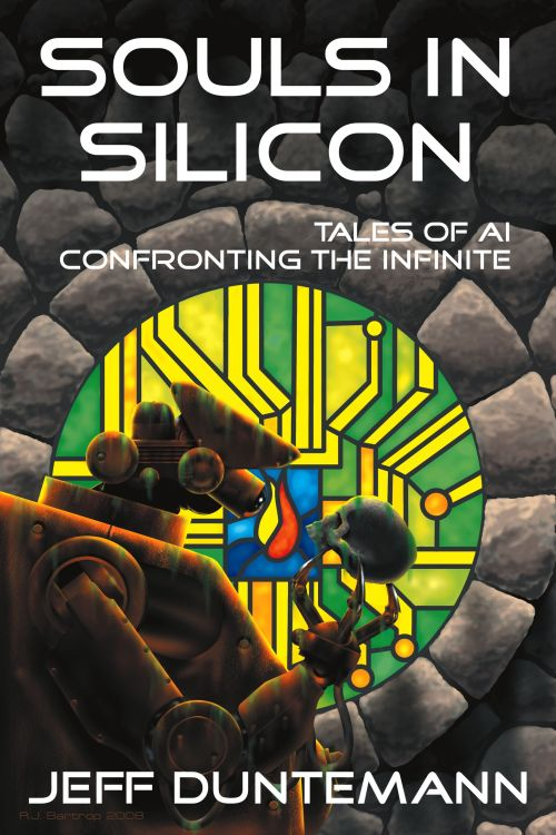 Souls in Silicon: Tales of AI Confronting the Infinite